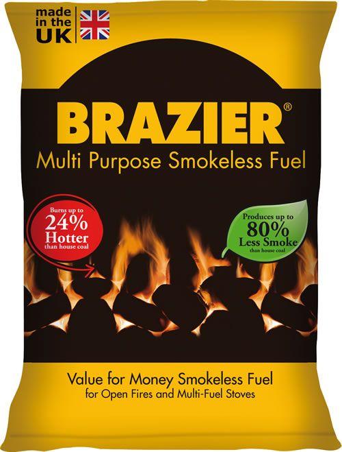 CPL Brazier Smokeless Fuel 20Kg