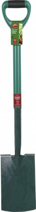 Ambassador Carbon Steel Digging Spade Length: 98cm