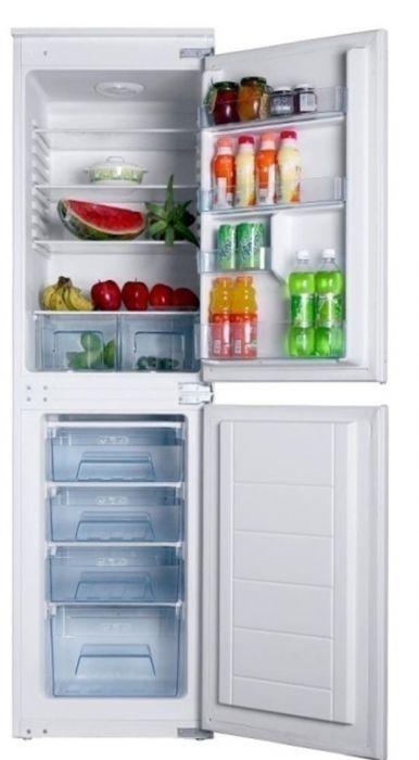 Tecnix Integrated Fridge Freezer 60Cm 50/50