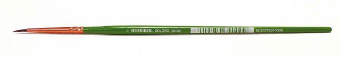 Humbrol Coloro Brush 0