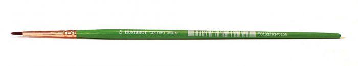 Humbrol Coloro Brush 00