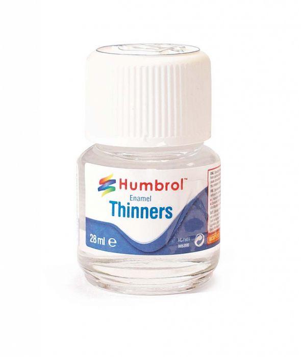 Humbrol Enamel Thinners 28ml Bottle