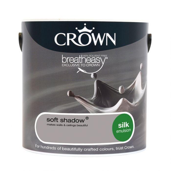 Crown Silk Emulsion 2.5L Soft Shadow