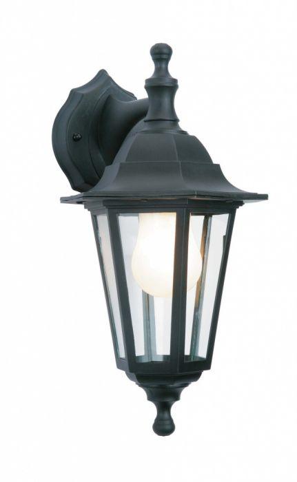 Powermaster Outdoor Lantern Black