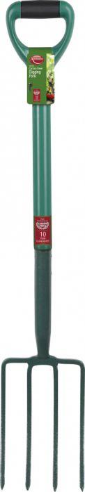 Ambassador Carbon Steel Digging Fork Length: 98cm