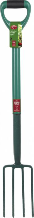 Ambassador Carbon Steel Border Fork Length: 93cm