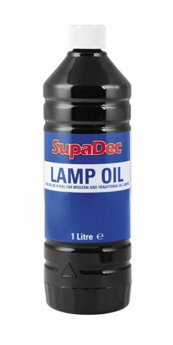 SupaDec Lamp Oil 1L