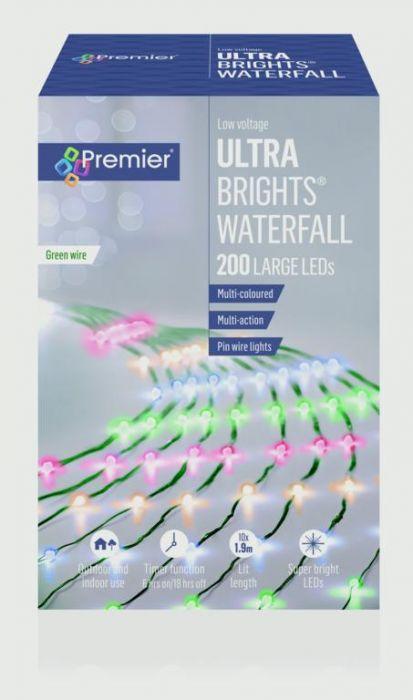 Ultrabrights Waterfall Lights