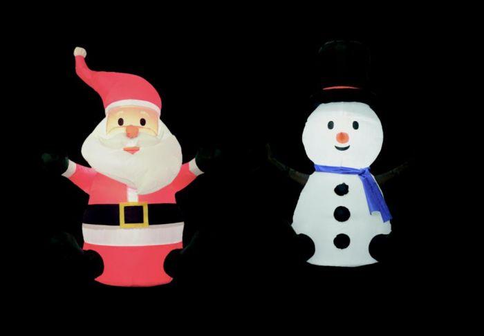 Inflatable Christmas Character