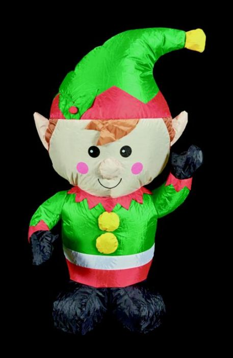 Inflatable Elf