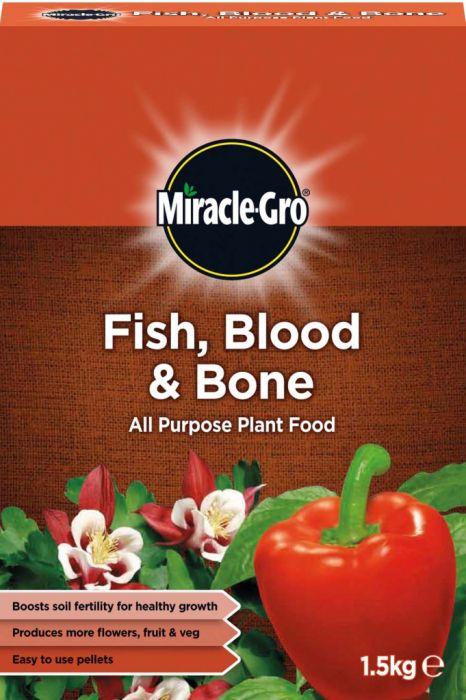 Miracle-Gro Fish Blood & Bone 1.5kg