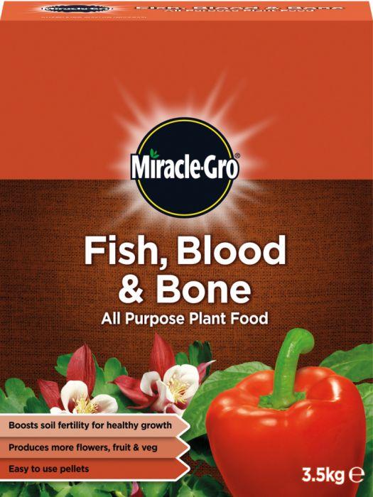 Miracle-Gro Fish Blood & Bone 3.5kg