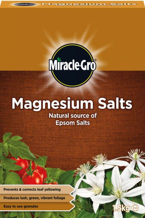Miracle-Gro Magnesium Salts 1.5kg