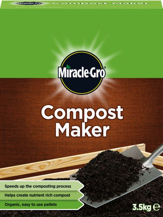 Miracle-Gro Compost Maker 3.5kg