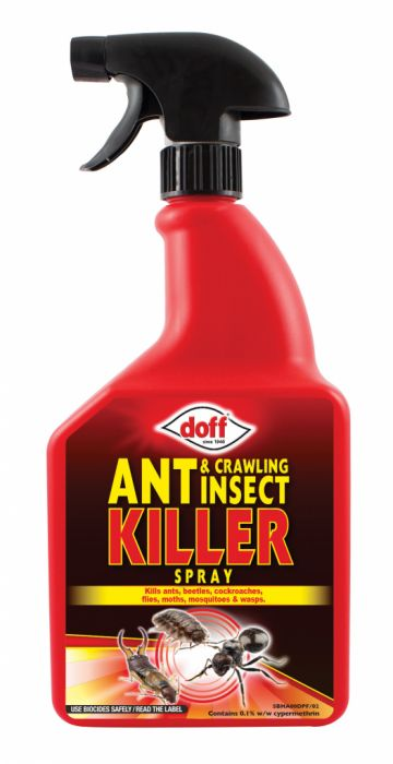 Doff Ant & Crawling Insect & Germ Killer 1L