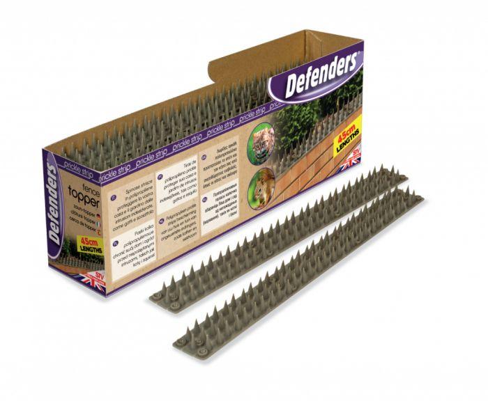Defenders Fence Topper Prickle Strip