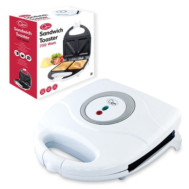 Quest Sandwich Maker White
