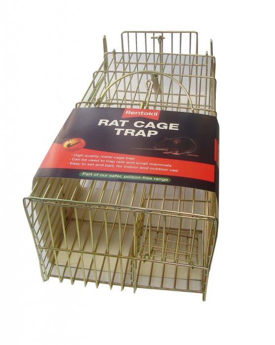 Rentokil Rat Cage Cage