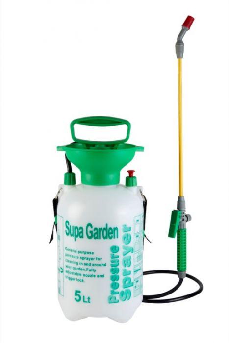 SupaGarden Multi-Purpose Pressure Sprayer 5L