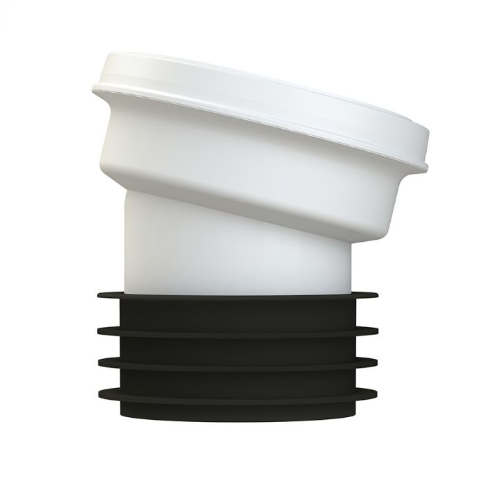 Viva EASI-FIT WC Pan Connector 14 Degree