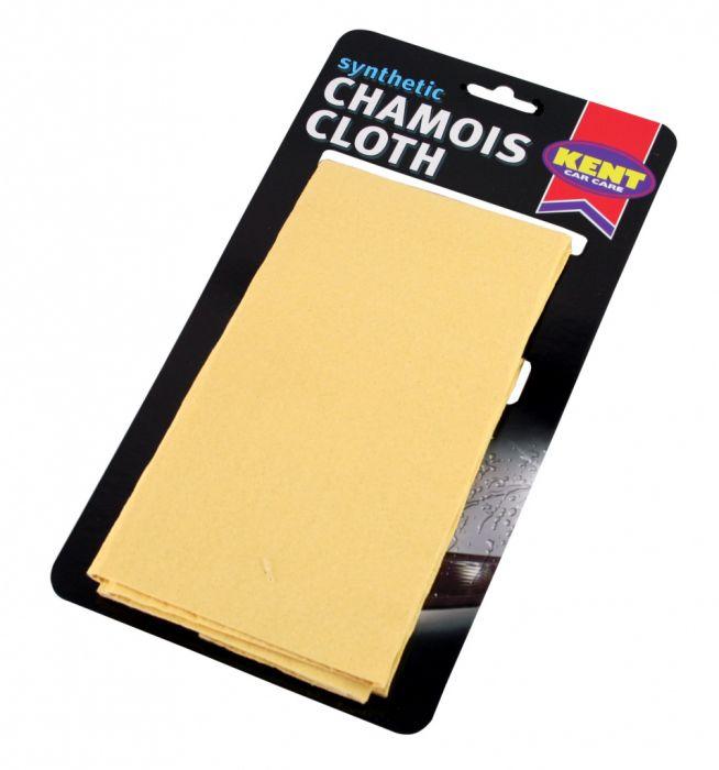 KENT Synthetic Chamois Cloth On Card 500grm