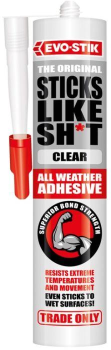 Evo-Stik Sticks Like Sh*t 290ml Clear