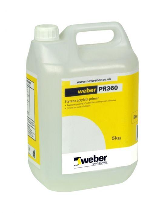 Weber Priming Solution White 1L