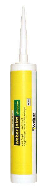 Weber Joint Silicone 310ml Jasmine