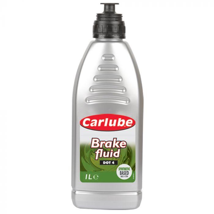 Carlube Dot 4 Brake Fluid 1L
