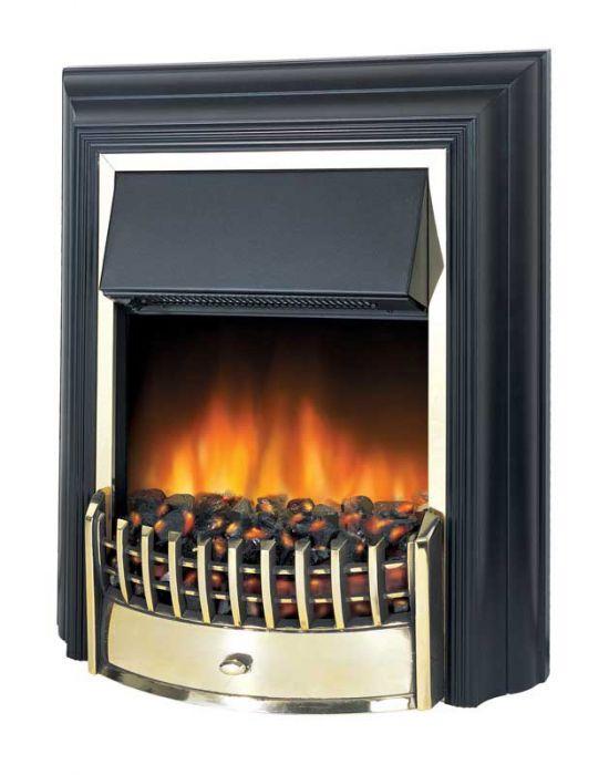 Dimplex 2kw Cheriton Free-Standing Fire Black