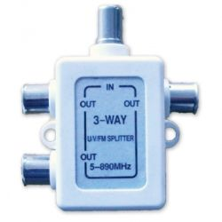 Lyvia 3Way Splitter 5-2400Mhz