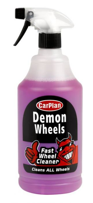 Carplan Demon Wheels 1L