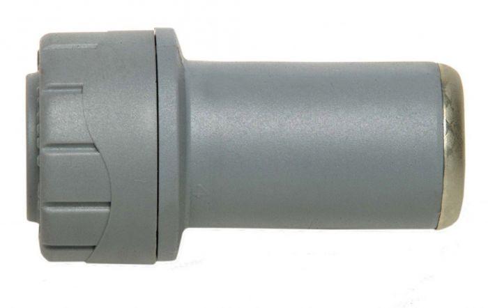 Polyplumb Socket Reducer Grey 22 x 15mm 22mm