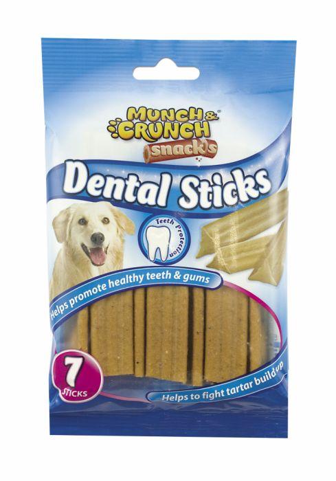 Munch & Crunch Dental Sticks 7 Pack