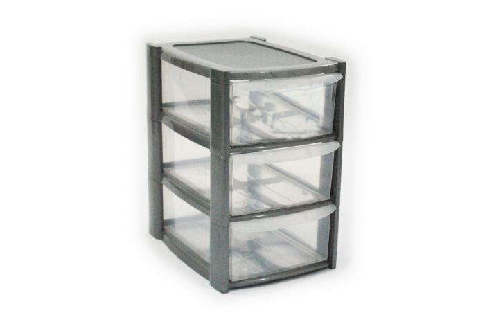 TML 3 Drawer Tower A5
