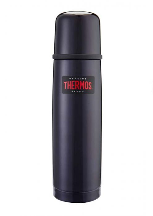Thermos Light and Compact Flask 500ml Midnight Blue