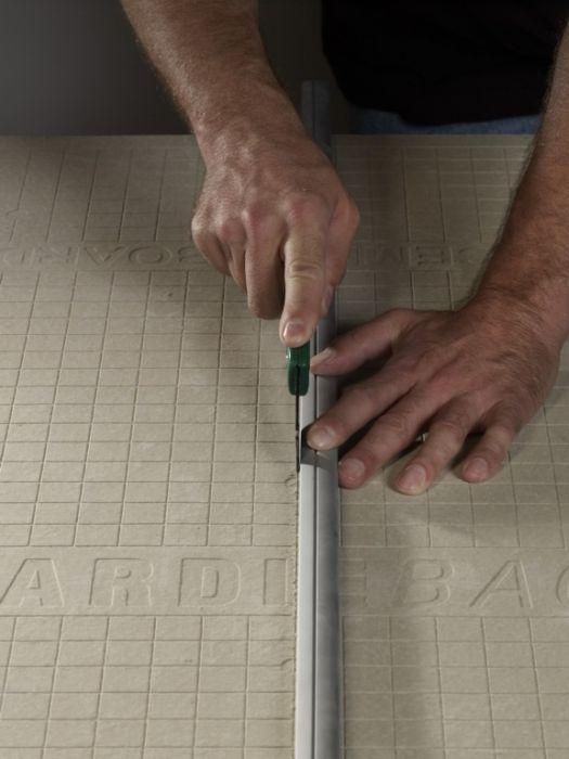 HardieBacker Cement Board for Floors 1200 x 800 x 6mm