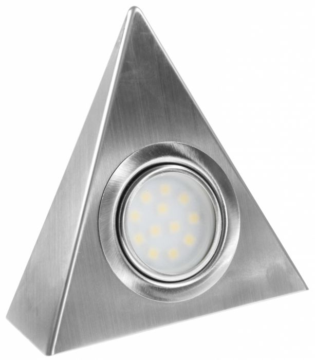 Powermaster LED Cabinet Light Triangle Triple Pack
