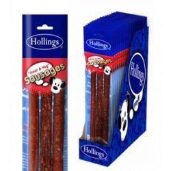 Hollings Meat + Veg Sausage 3 Pack