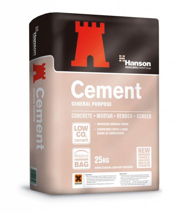 Hanson Portland Cement 25Kg