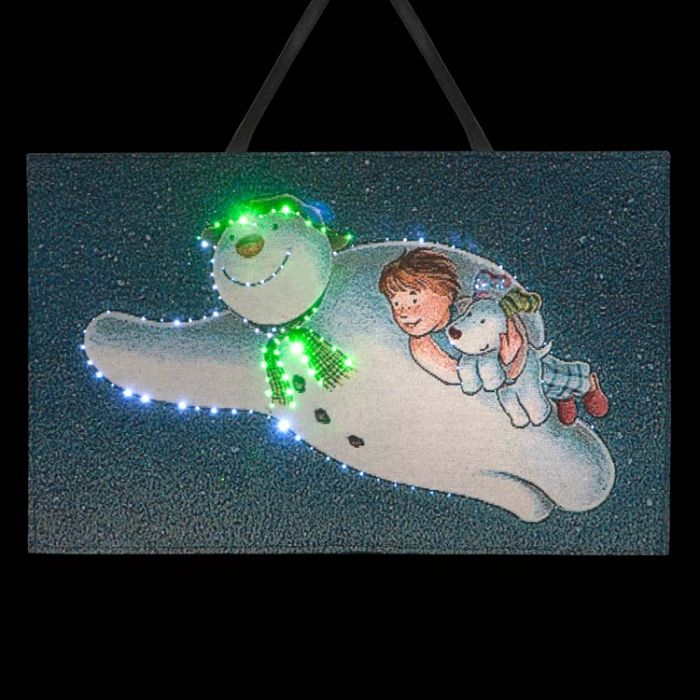 Battery Operated Fibre Optic Wall Tapestry 18 X 12