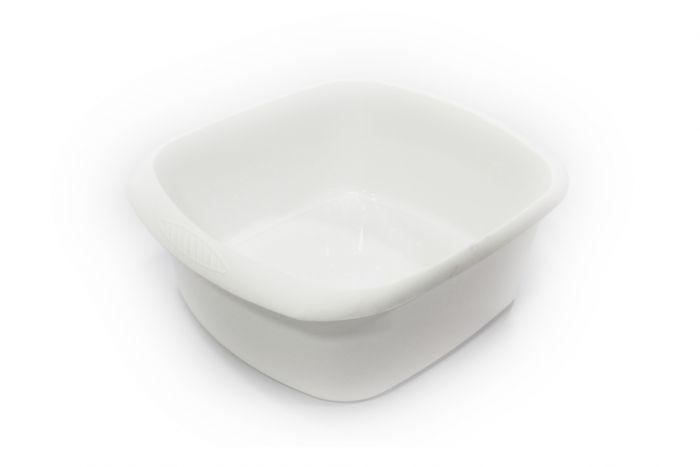 TML Rectangular Bowl 11L White