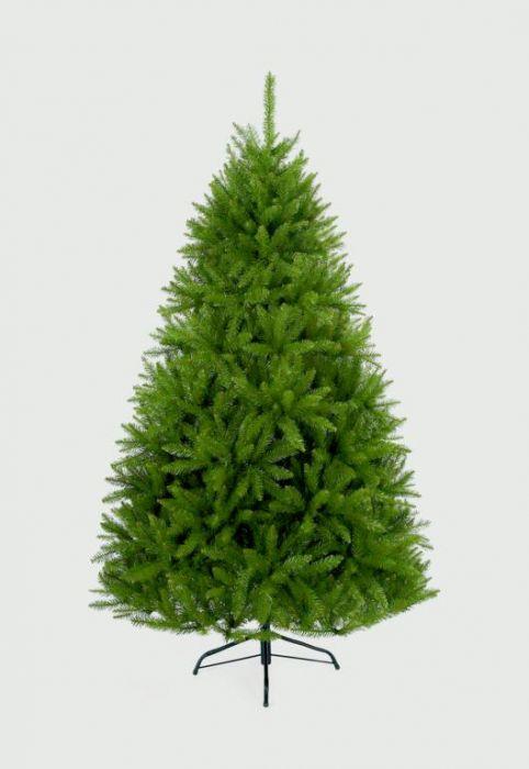 California Spruce Tree Metal Base Hinged