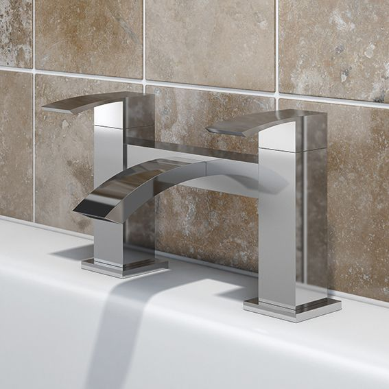 SP Aero Bath Filler Tap W: 229mm H: 141mm D: 141mm