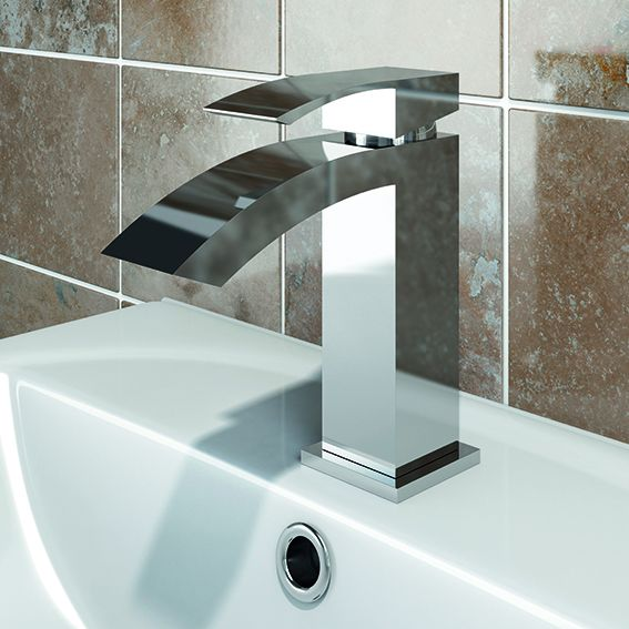 SP Aero Basin Mixer Tap H: 156mm D: 213mm W: 224mm