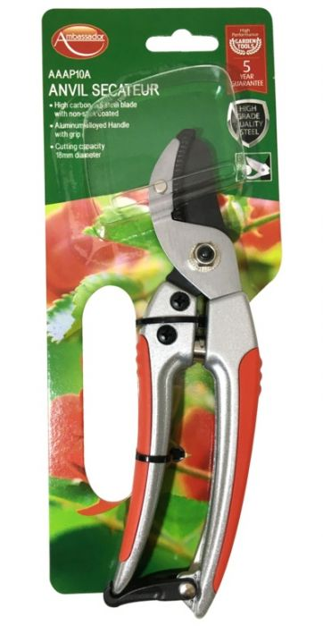 Ambassador Anvil Pruner
