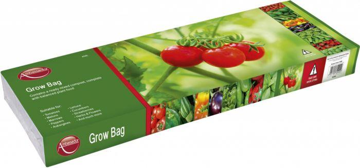 Ambassador Grow Bag 28L