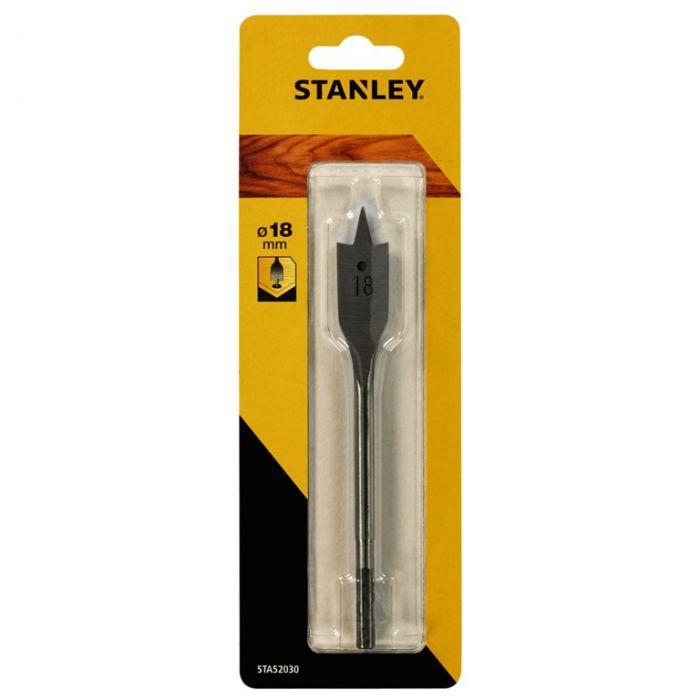 Stanley Flatwood Drill Bit 18mm