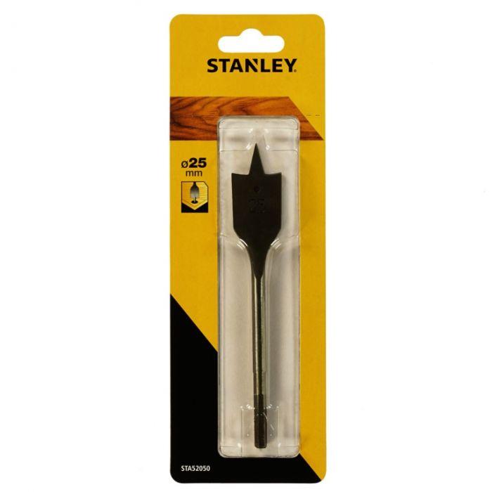 Stanley Flatwood Drill Bit 25mm