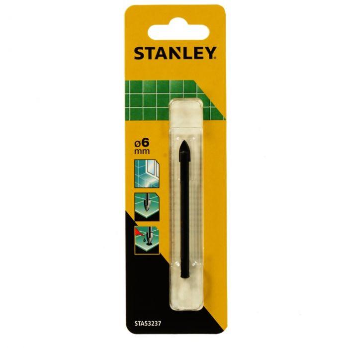 Stanley Tile & Glass Drill Bit 6mm